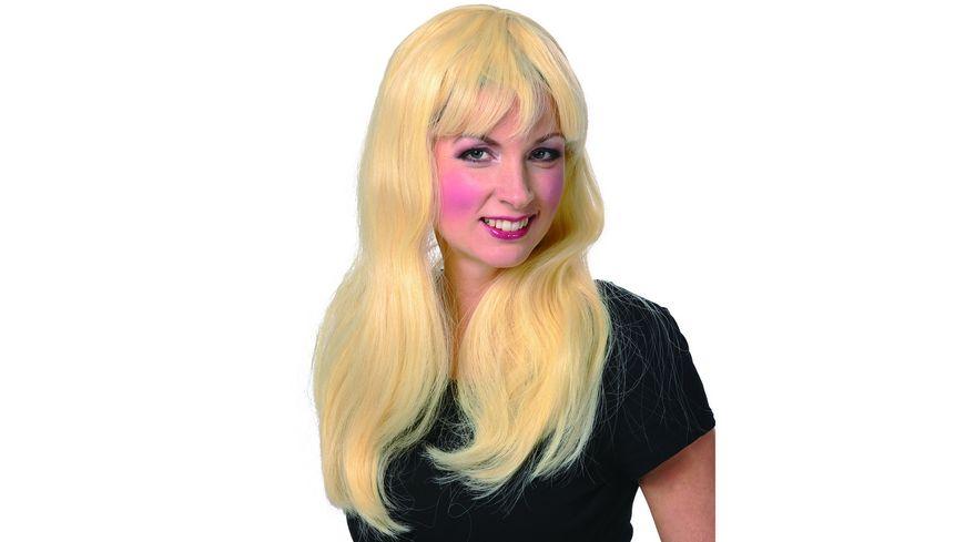 Mottoland Pony Peruecke blond