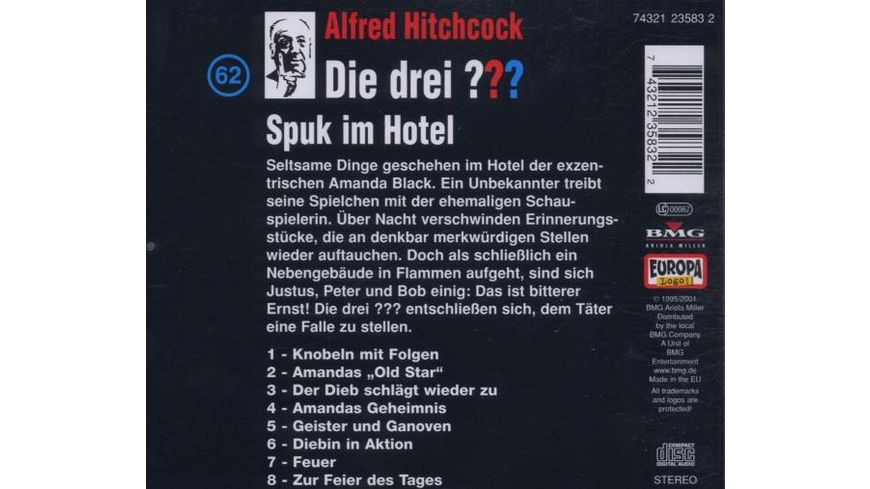062 Spuk im Hotel