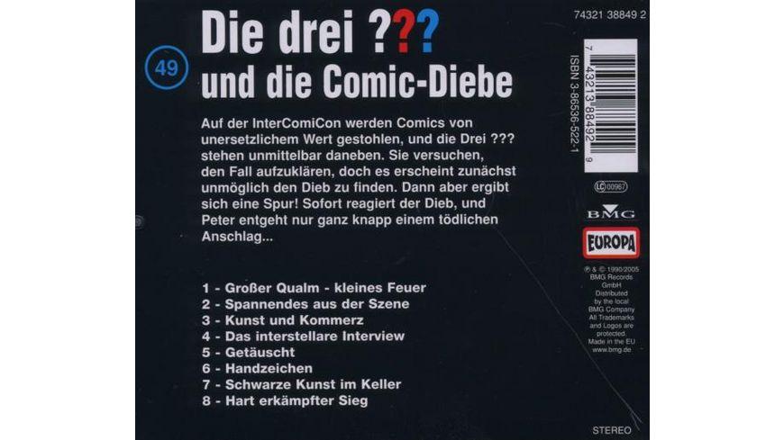 049 und die Comic Diebe