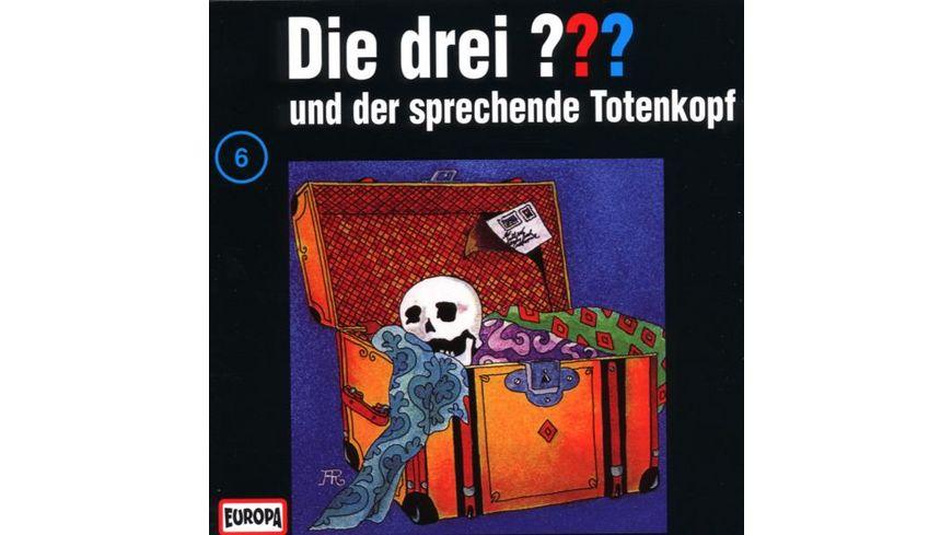 006 und der sprechende Totenkopf