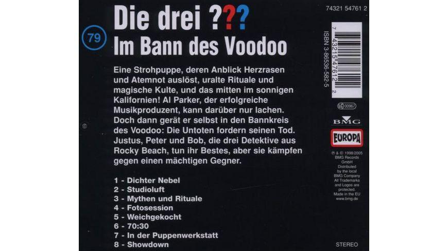 079 Im Bann des Voodoo