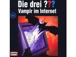 Die drei 88 Vampir im Internet