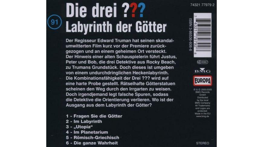 091 Labyrinth der Goetter