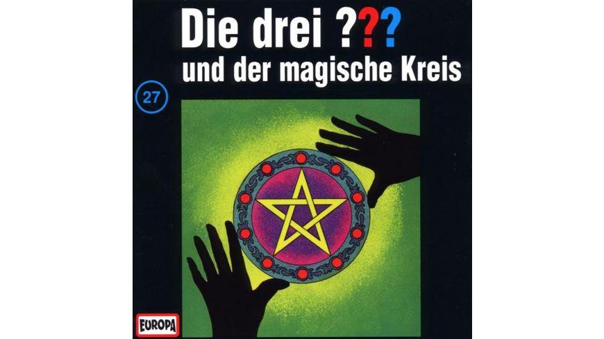 027 und der magische Kreis