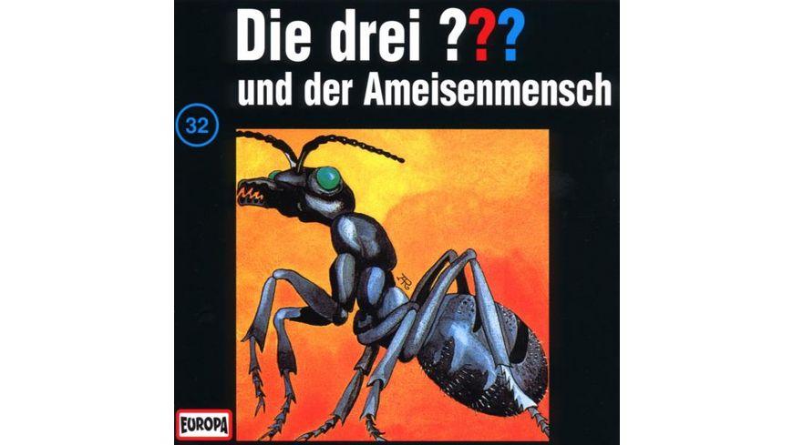 032 und der Ameisenmensch