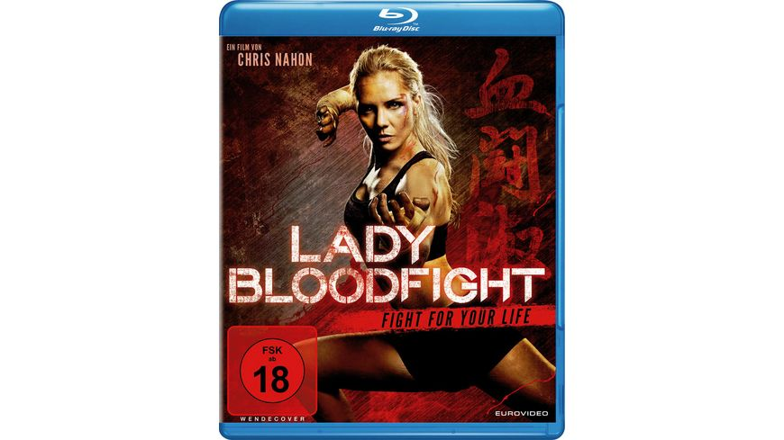 Lady Bloodfight Fight for your life