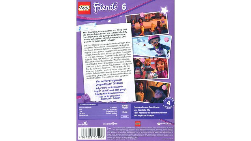 LEGO Friends 6