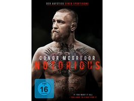 Conor McGregor Notorious OmU