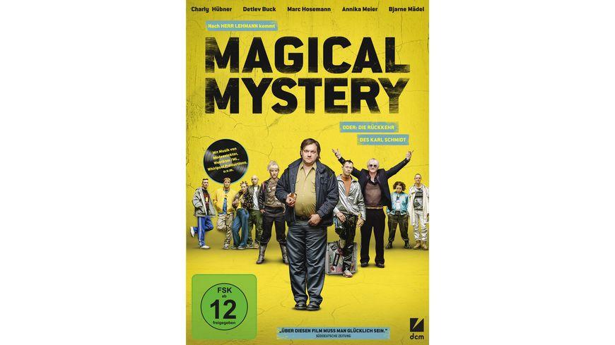 Magical Mystery oder die Rueckkehr des Karl Schmidt
