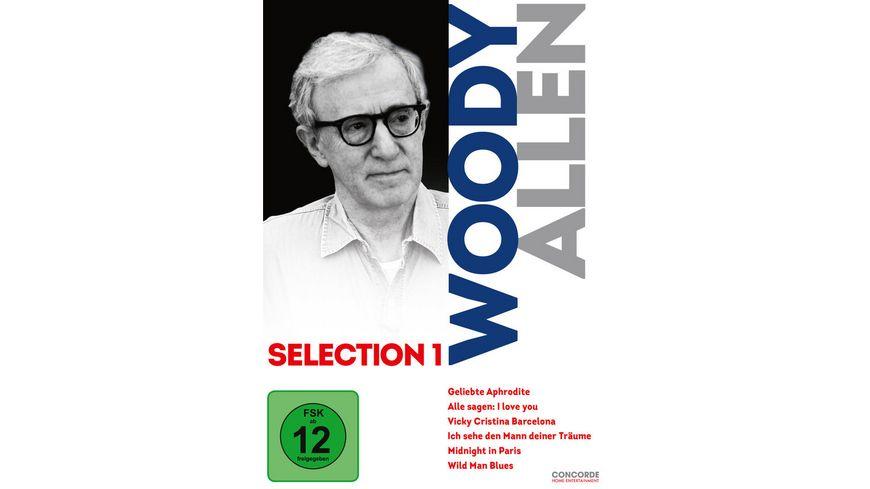 Woody Allen Selection 1 6 DVDs