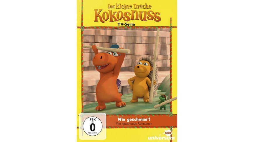 Der kleine Drache Kokosnuss TV Serie 12