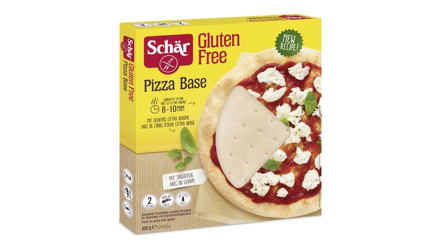 Schaer Pizzaboden glutenfrei