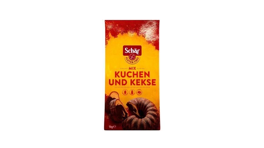Schaer Mix C Mehl Kuchen Kekse glutenfrei