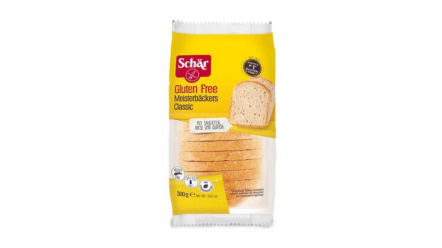 Schaer Meisterbaeckers Classic glutenfrei