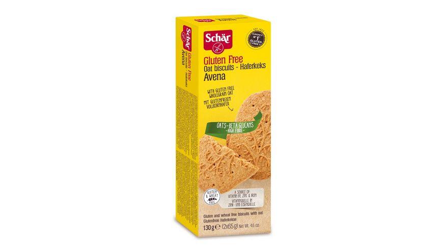 Schär Avena - Haferkeks - glutenfrei