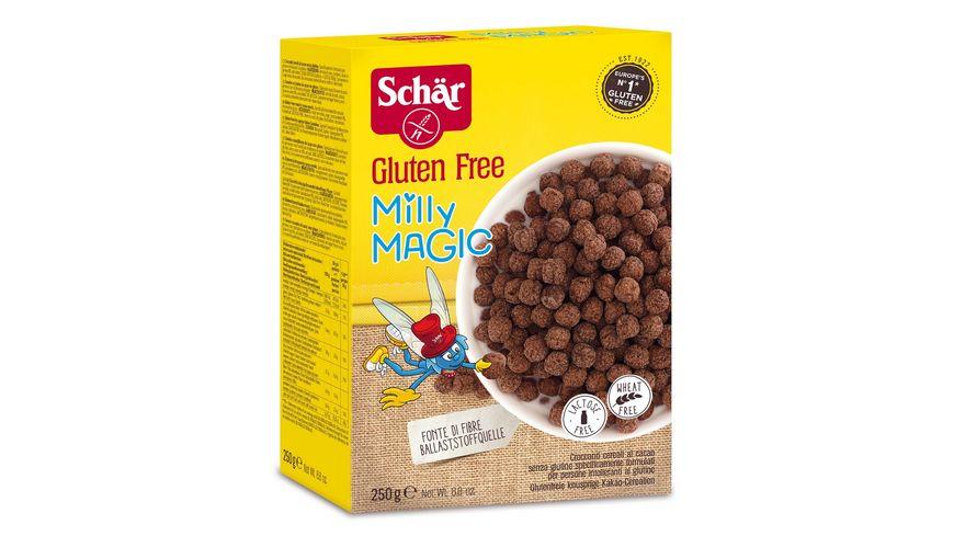 Schär Frühstücks Cerealien Milly Magic - glutenfrei