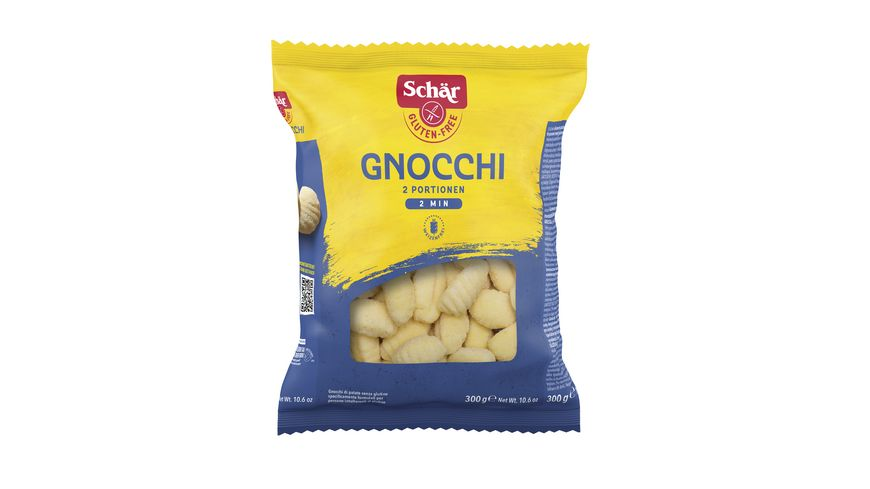 Schaer Gnocchi glutenfrei