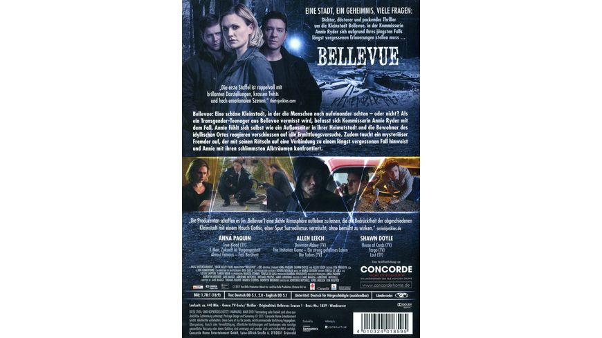 Bellevue 3 DVDs