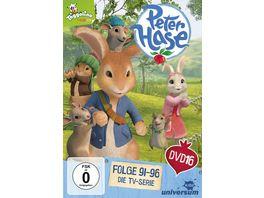 Peter Hase DVD 16 Die TV Serie Folge 91 96