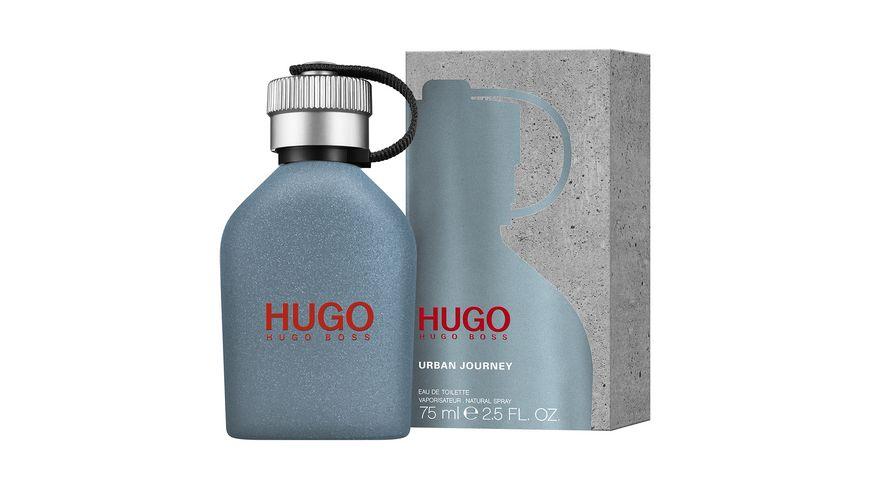BOSS Hugo Urban Journey Eau de Toilette Natural Spray