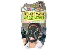 Montagne Jeunesse 7th heaven Aktivkohle Peel Off Maske