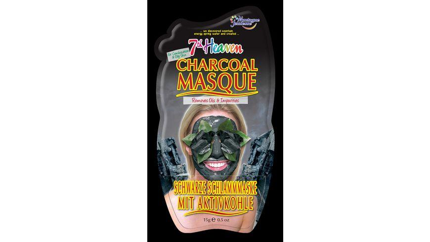 Montagne Jeunesse 7th heaven Aktivkohle Maske