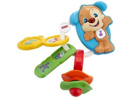 Fisher Price Lernspass Schluessel