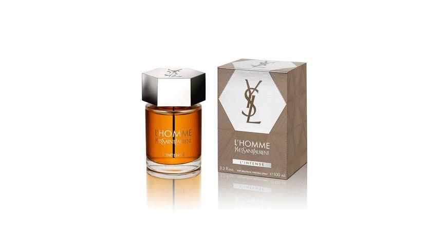 Yves Saint Laurent L Homme Intense Eau de Parfum