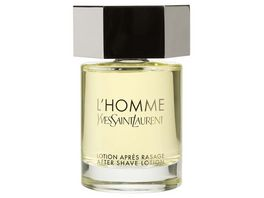 Yves Saint Laurent L Homme After Shave