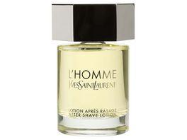 Yves Saint Laurent L Homme After Shave