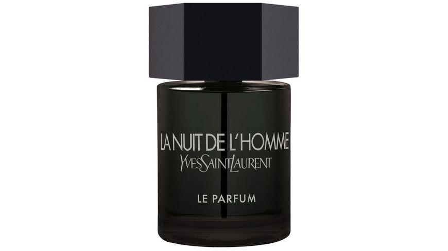Yves Saint Laurent La Nuit De L Homme Le Parfum