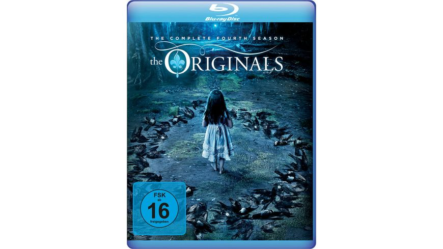 The Originals Die komplette Staffel 4 2 BRs
