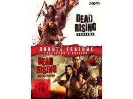 Dead Rising Double Feature Collector s Edition Uncut 2 DVDs