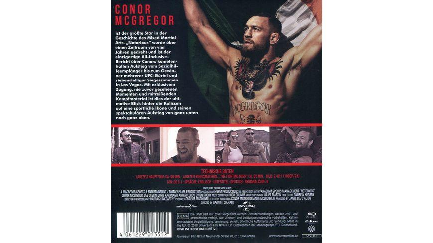 Conor McGregor Notorious OmU