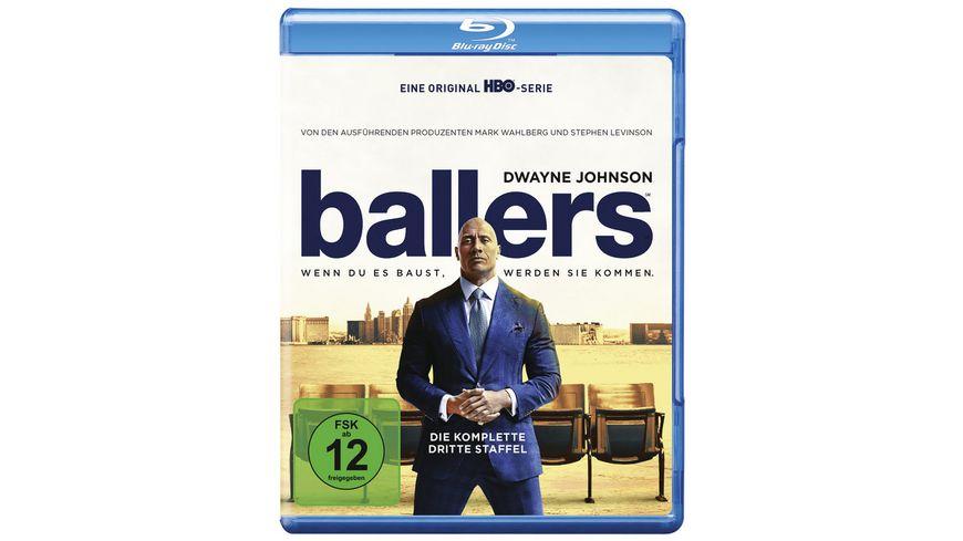 Ballers Die komplette 3 Staffel