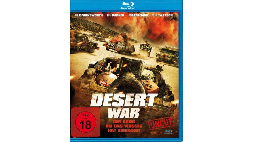 Desert War Uncut