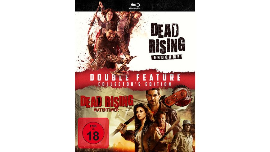 Dead Rising Double Feature Collector s Edition Uncut 2 BRs