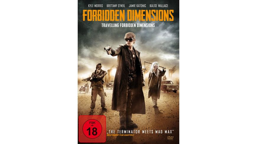 Forbidden Dimensions Uncut Edition