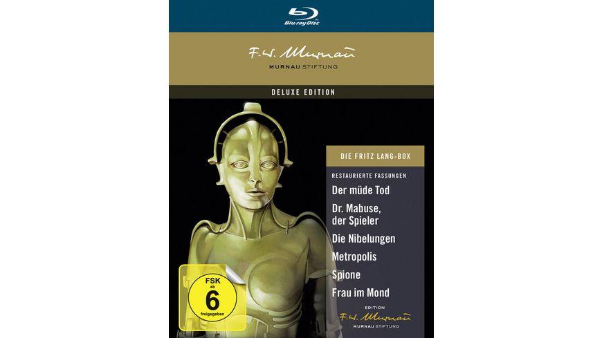 Die Fritz Lang Box 7 BRs