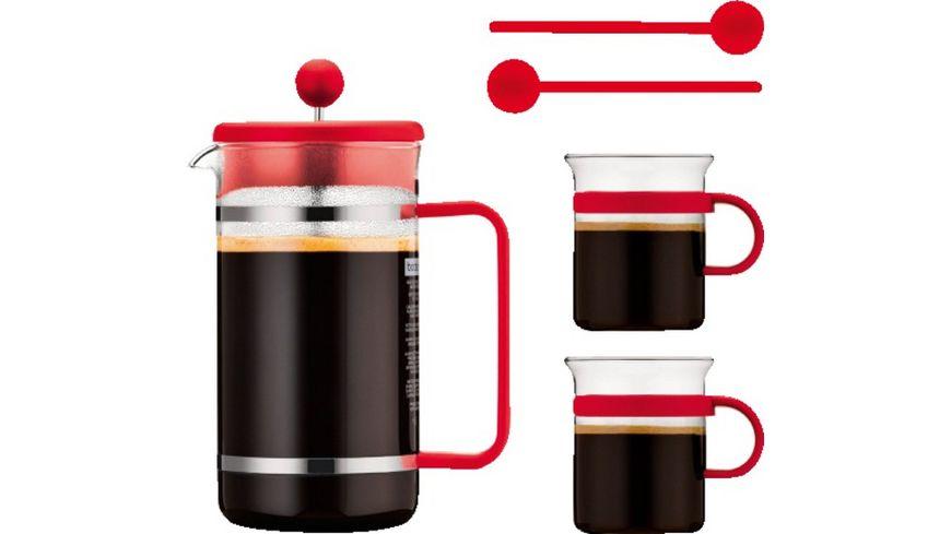 bodum Kaffeeset Bistro 2 Tassen