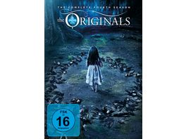 The Originals Die komplette Staffel 4 3 DVDs