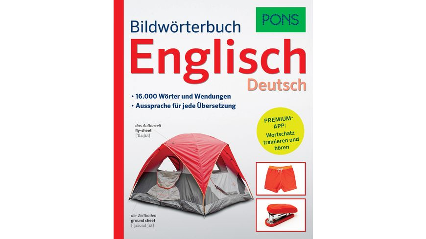 PONS Bildwoerterbuch Englisch