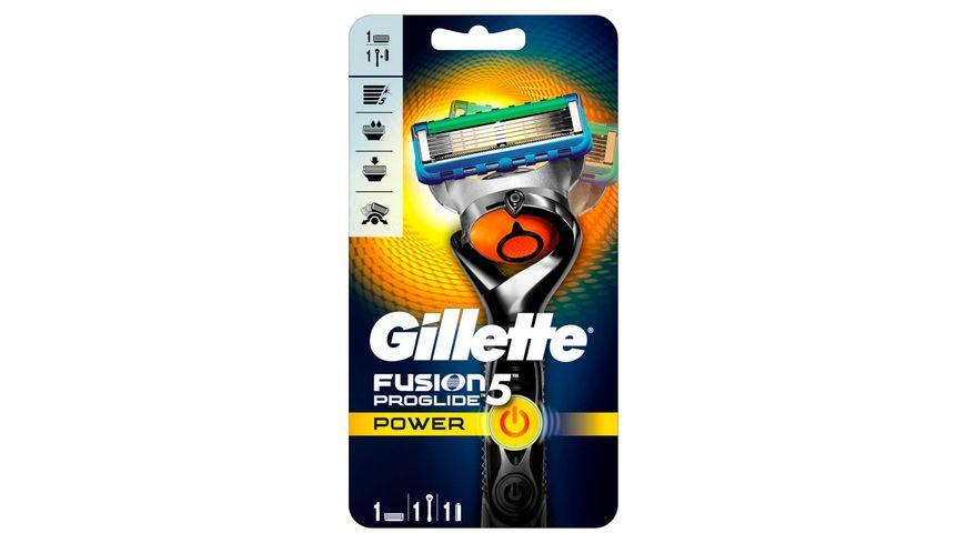 Gillette Fusion5 ProGlide Flexball Power Rasierapparat