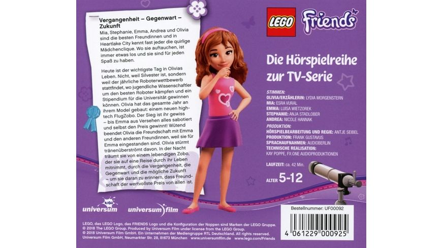 LEGO Friends CD 19