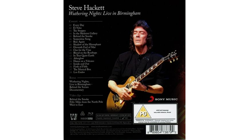 Wuthering Nights Live in Birmingham