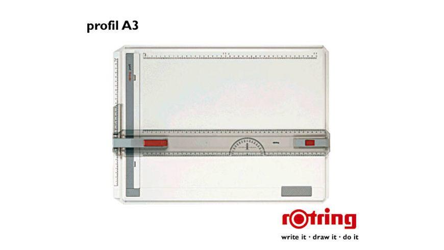 rotring Zeichenplatte Profil A3