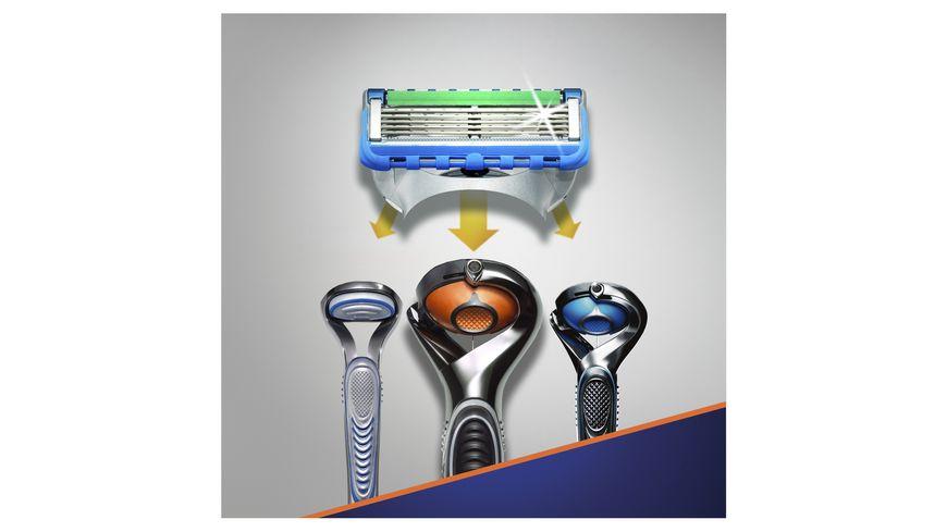 Gillette Fusion5 ProGlide Power Systemklingen