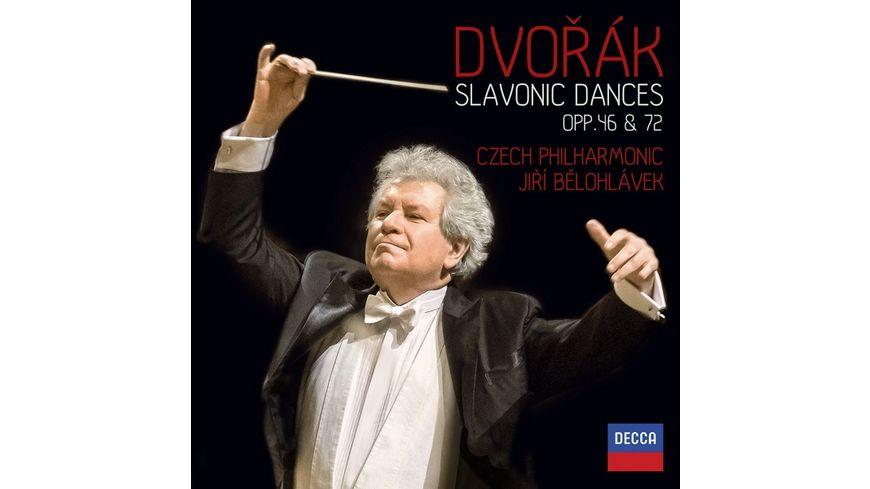 Dvorak Slavonic Dances Opp 46 72