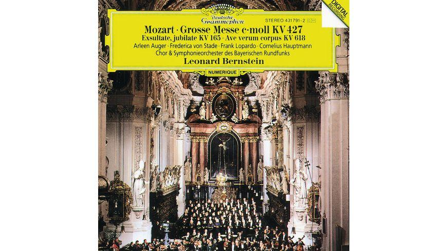 Messe c Moll KV 427