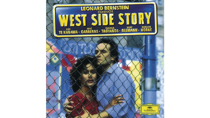 West Side Story GA Engl Ohne Dialoge